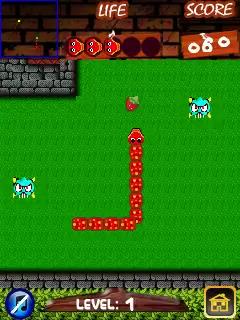 Super Snake: Pro Java Game Image 4