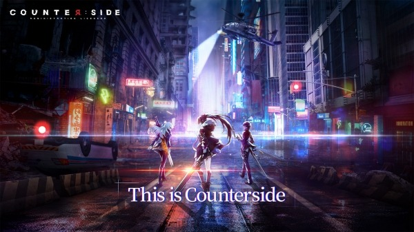 Counter:Side Android Game Image 2