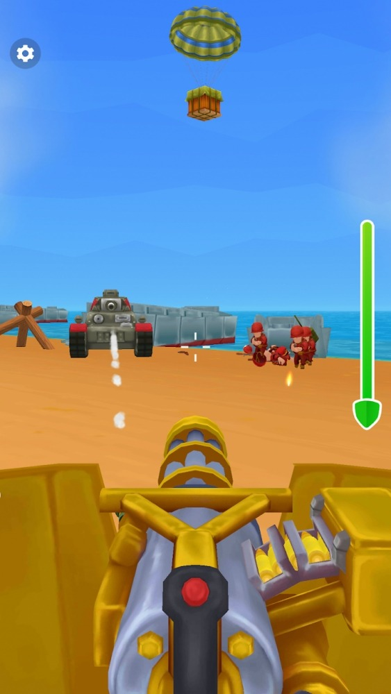 Iron March Android Game Image 2