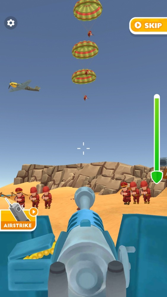 Iron March Android Game Image 3