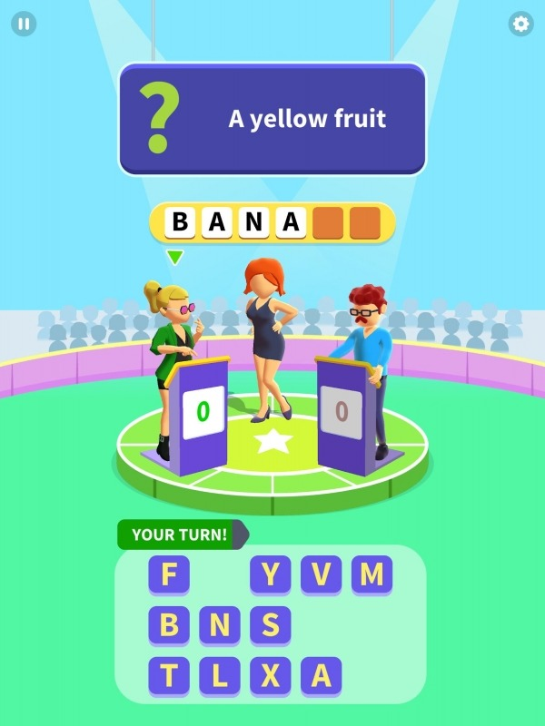 Pocket Show Android Game Image 1