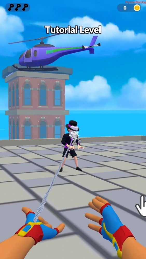 Web Master 3D Android Game Image 1