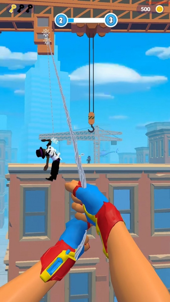 Web Master 3D Android Game Image 2