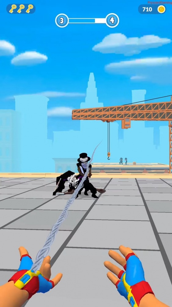 Web Master 3D Android Game Image 3