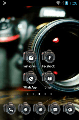 Camera Icon Pack Android Theme Image 2