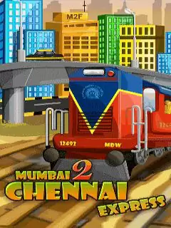 Mumbai 2: Chennai Express Java Game Image 1