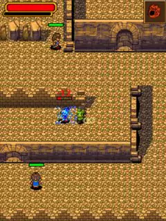 World Of Warcraft 2010 Java Game Image 2