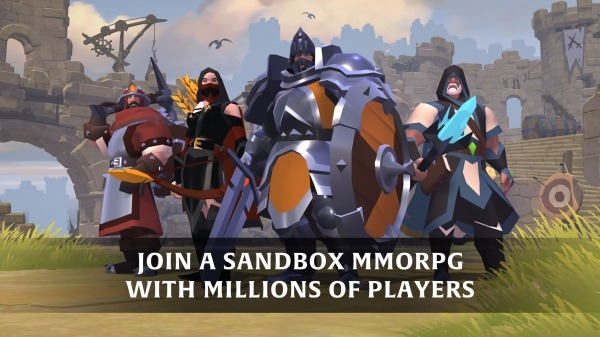 Albion Online Android Game Image 1