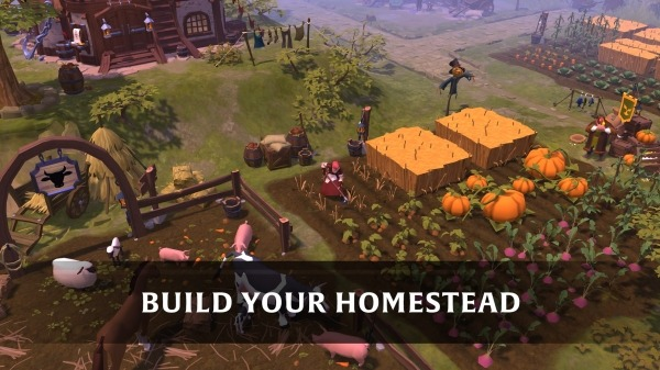 Albion Online Android Game Image 4