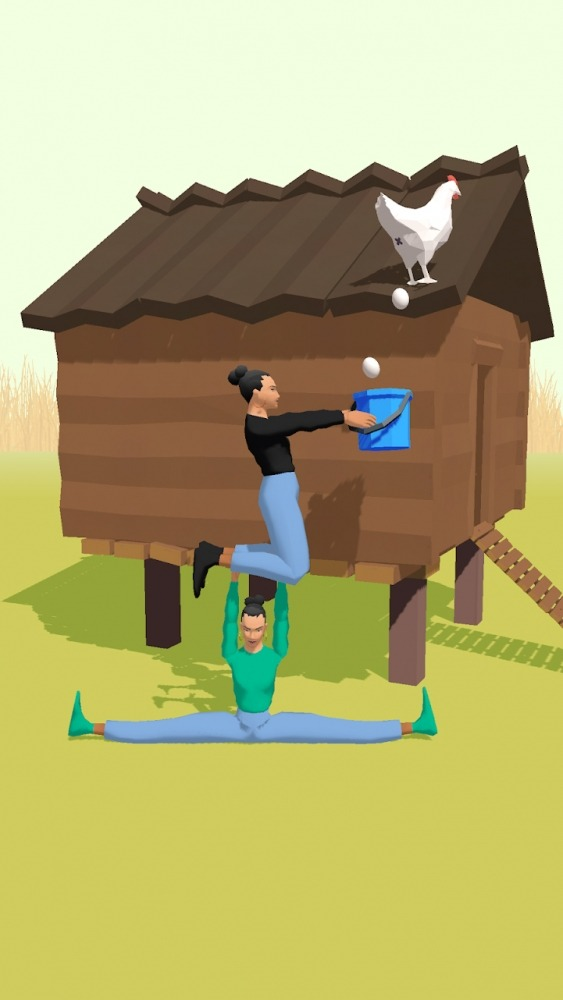 Couples Yoga Android Game Image 3