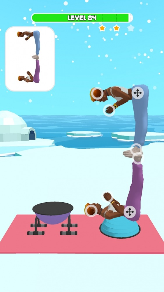 Couples Yoga Android Game Image 4