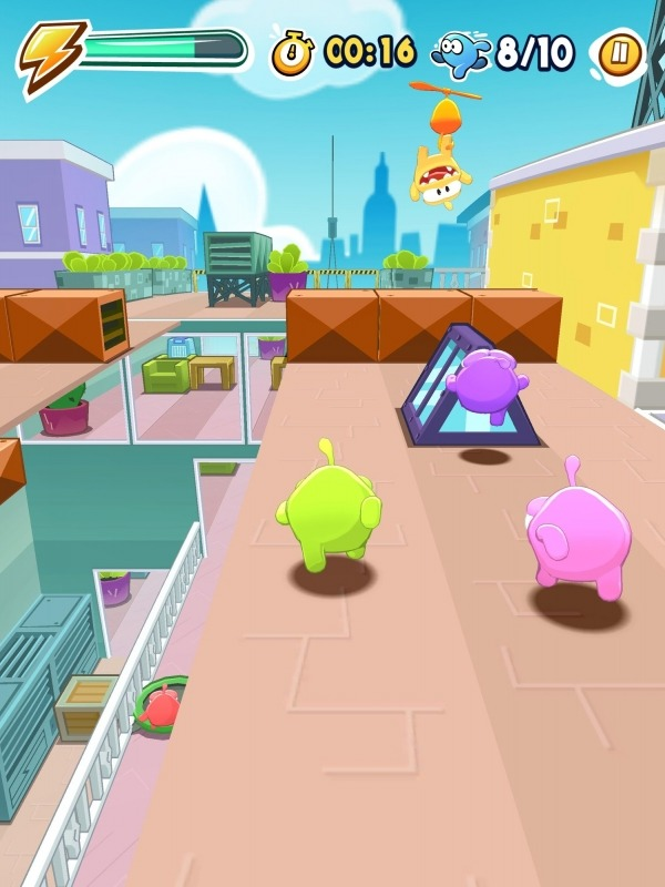 Om Nom: Run 2 Android Game Image 2