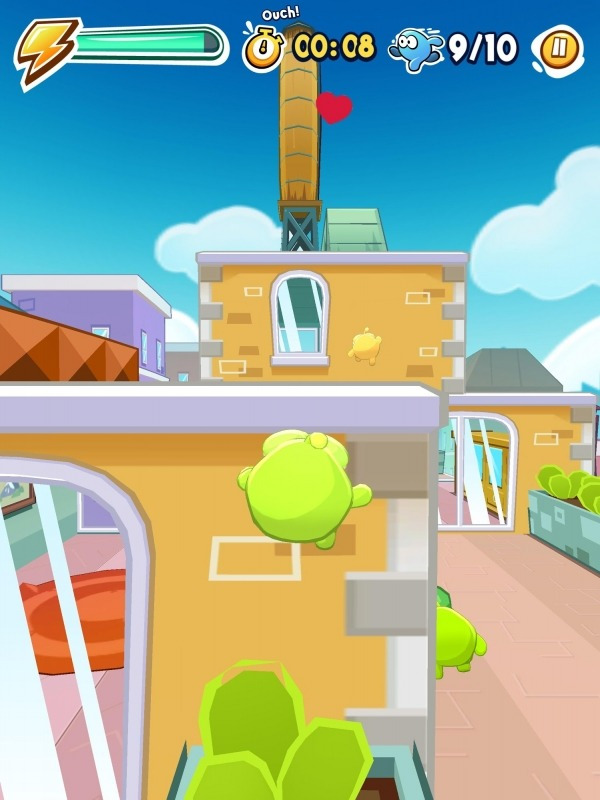 Om Nom: Run 2 Android Game Image 3