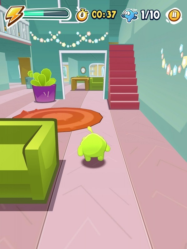 Om Nom: Run 2 Android Game Image 4