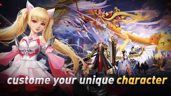 Soul Crush: Kongfu World Android Game Image 3