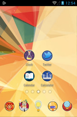 Crazy Scientist Icon Pack Android Theme Image 2