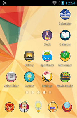 Crazy Scientist Icon Pack Android Theme Image 3