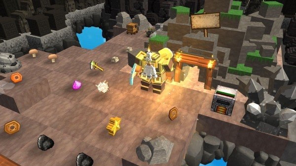 MergeCrafter - Magical Merge World Android Game Image 2