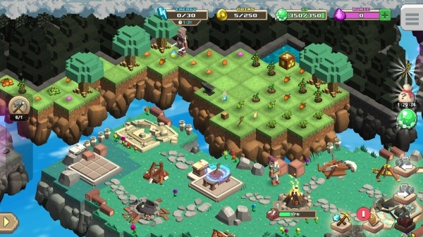 MergeCrafter - Magical Merge World Android Game Image 4