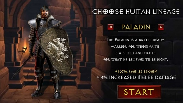 Path Of Evil: Immortal Hunter Android Game Image 1