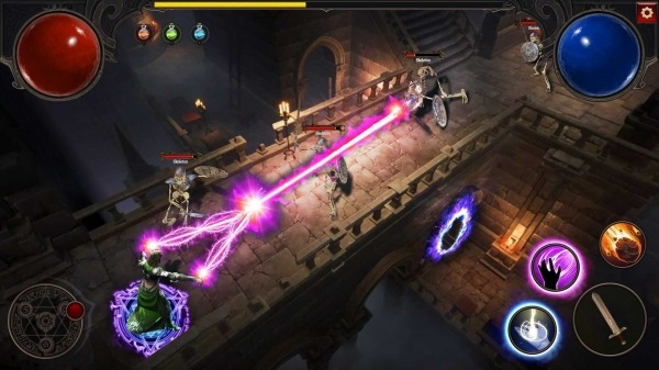 Path Of Evil: Immortal Hunter Android Game Image 2