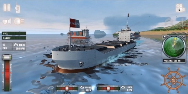 Ship Sim Android Game Image 3