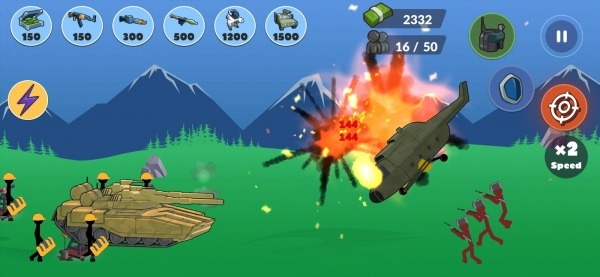 Stickman World Battle Android Game Image 2