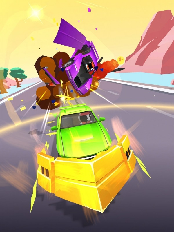 Timeshift Race Android Game Image 1