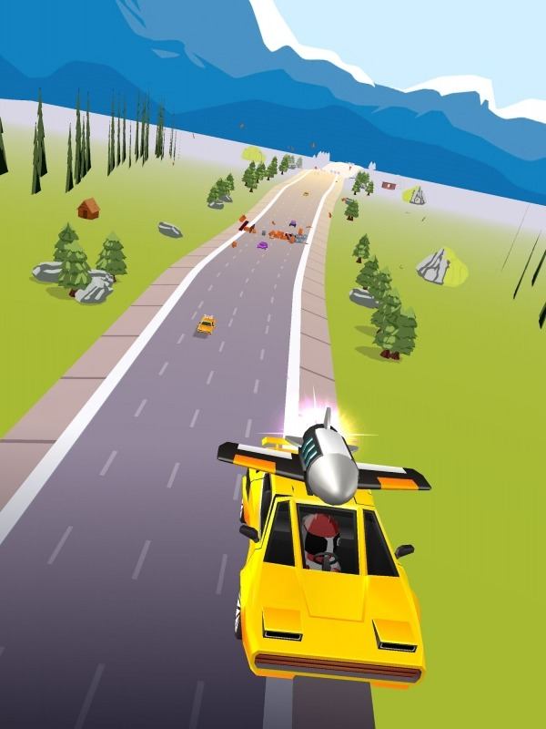 Timeshift Race Android Game Image 3