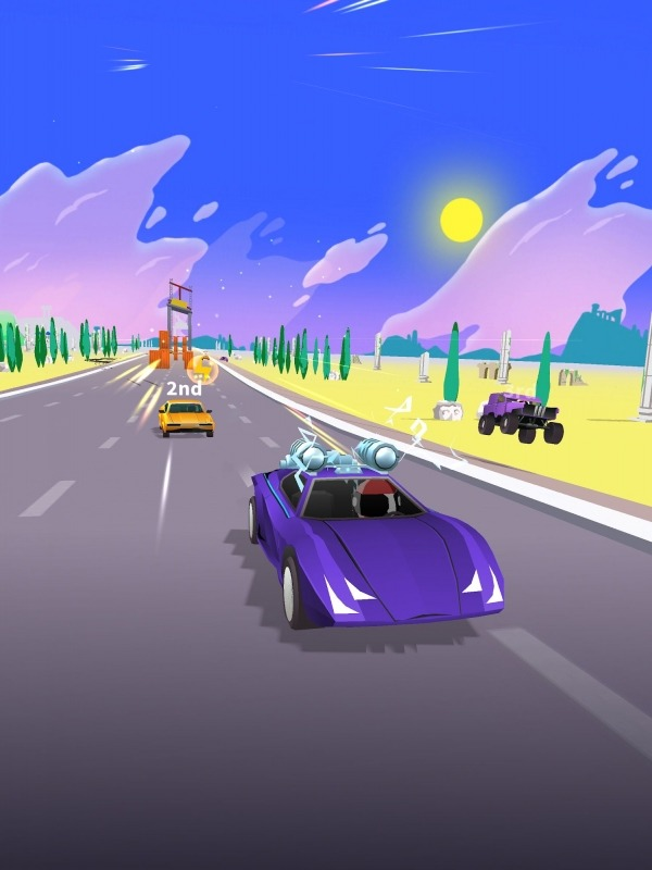 Timeshift Race Android Game Image 4