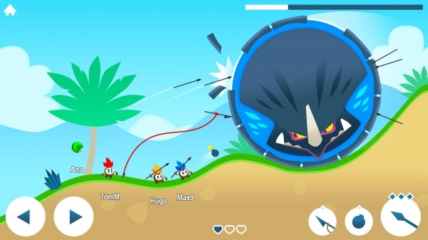 Tiny Hunters Android Game Image 3