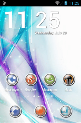 Rooundy Icon Pack Android Theme Image 1