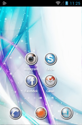 Rooundy Icon Pack Android Theme Image 2