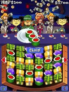 Sushi Shuffle Java Game Image 2