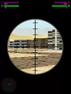 Assault Group 3D Java Game Image 2