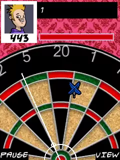 Pub Darts 180 Java Game Image 2