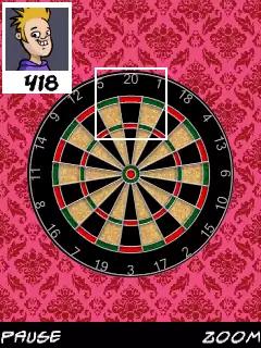 Pub Darts 180 Java Game Image 3