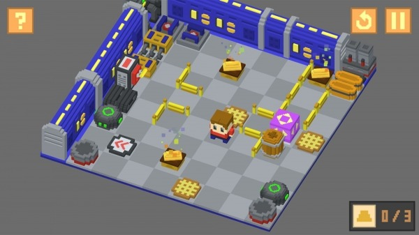Gold Hunter - Sliding Puzzle Game Android Game Image 4