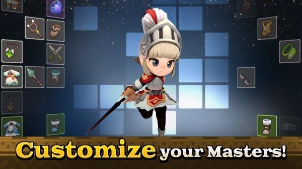 Raid Masters Online - BOSS RAID Android Game Image 2