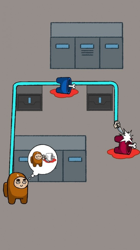 Thief Puzzle 2: Impostor Puzzle Android Game Image 1