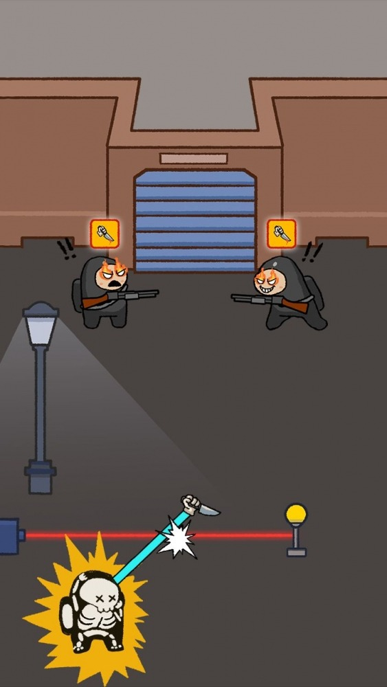 Thief Puzzle 2: Impostor Puzzle Android Game Image 2