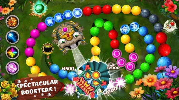 Zumbla Deluxe Android Game Image 1