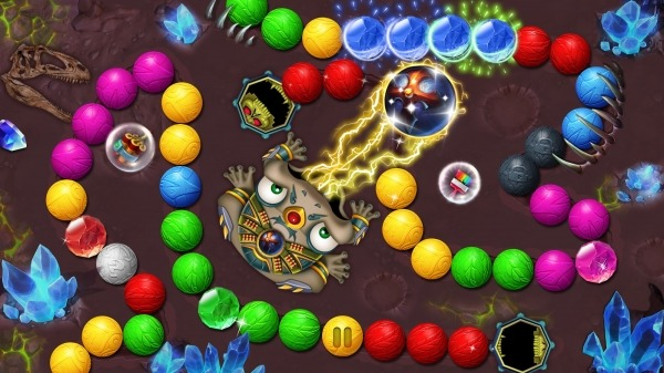 Zumbla Deluxe Android Game Image 2