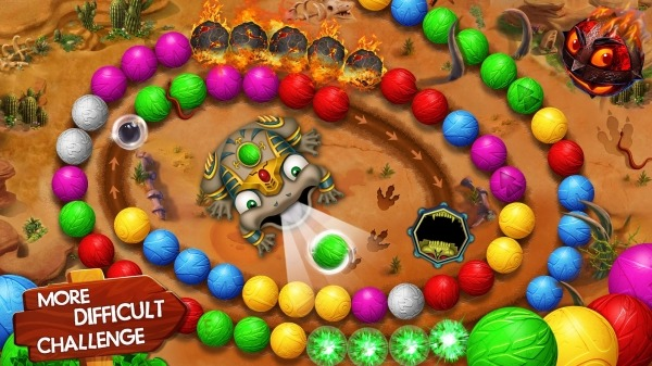 Zumbla Deluxe Android Game Image 3