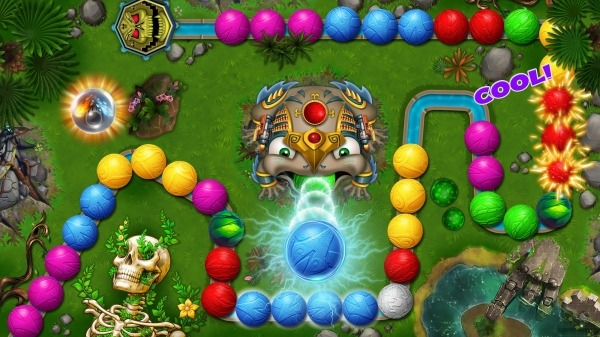 Zumbla Deluxe Android Game Image 4