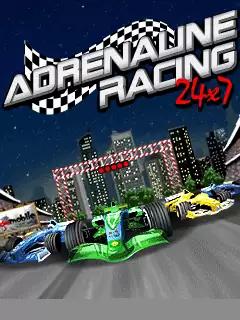 Adrenaline Racing 24x7 Java Game Image 1