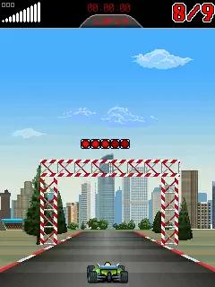Adrenaline Racing 24x7 Java Game Image 3