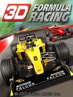 Formula Racing 3D Java Game Image 1