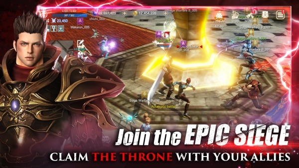EOS RED Android Game Image 3