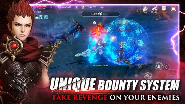EOS RED Android Game Image 4